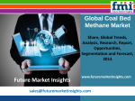 Coal Bed Methane Market: size and forecast, 2014-2020 by Future Market Insights