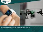 Global Fantasy Sports Market 2015-2019