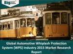 Global Automotive Whiplash Protection System (WPS) Industry | Demand Insights | Growth Analysis