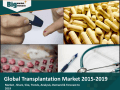 Global Transplantation Market 2015-2019