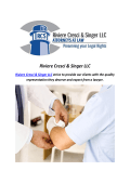Personal Injury Attorney By Riviere Cresci & Singer LLC (732-646-5529)
