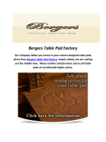Affordable Top Quality Tables Pads For Dining Room