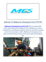 Window Cleaning Services in Melbourne PTY LTD