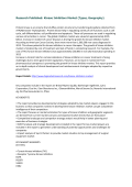 Research Published Kinase Inhibitors Market
