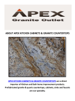APEX KITCHEN CABINETS & GRANITE COUNTERTOPS IN LOS ANGELESAPEX KITCHEN CABINETS & GRANITE COUNTERTOPS IN LOS ANGELES