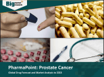 PharmaPoint, Prostate Cancer - Global Drug Forecast and Market Analysis to 2023