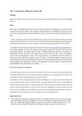 Comprehensive Blueprint of Stem cells