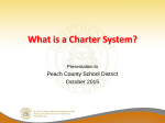 What is a Charter System?