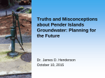 Truths and Misconceptions about Pender