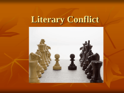 Conflict powerpoint