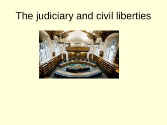 AS Judiciary