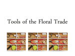 Tools of the Floral Trade