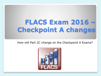 Checkpoint A changes