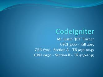 6 - CSCI 3000 Web Programming