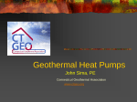 Geothermal Heat Pumps Overview CTGeo Assn