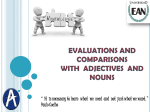 EVALUATIONS AND COMPARISONS WITH