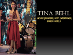 TINA BEHL - Rudraksh Entertainment & Wedding Solutions