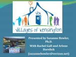 Villages of Kensington - Parkwood Residents Association
