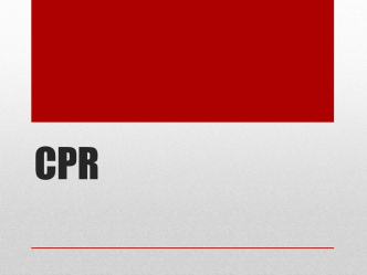 9 - CPR Overview