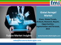 Current and Projected Aerogel Market size in terms of volume and value 2015-2025 by FMI Estimate