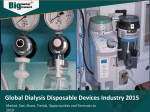 Global Dialysis Disposable Devices Industry 2015 Market Research Report