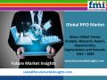 RFID Market Growth, Forecast and Value Chain 2015-2025: FMI Estimate