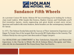 Sundance Fifth Wheels