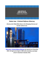 Rutan Law Criminal Attorney Columbus Ohio (614-307-4343)