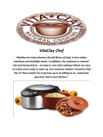 Clay Pot Rice By VitaClay Chef