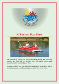 Mi Pontoon Boat Parts