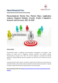 Fluorochemicals Market Size, Market Share, Application Analysis, Regional Outlook, Growth, Trends, Competitive Scenario And Forecasts, 2012 To 2020