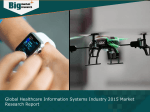 Global Healthcare Information Systems Industry 2015 Market Research Report