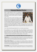 Oriental Medical Doctor