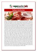 Italian Anchovies