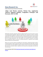 Adipic Acid Market Analysis, Market Size, Application Analysis, Regional Outlook, Competitive Strategies And Forecasts, 2014 To 2020