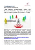 Global Idiopathic Thrombocytopenic Purpura (ITP) Therapeutics Market Size, Regional Outlook, Application Analysis, Competitive Insights And Forecasts, 2014 To 2020