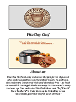VitaClay Chef: Cooking In A Clay Pot