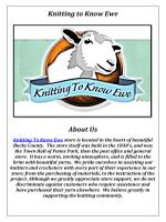 Knitting To Know Ewe: Berroco Yarns
