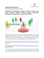 Sterilization Technologies Market Analysis, Market Size, Share, Regional Outlook, Industry Trends, Competitive Strategies And Segment Forecasts, 2013 To 2019