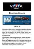 Vista Ford of Oxnard: Ford Dealer (888-379-4557)