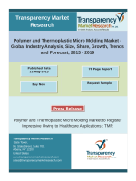 Polymer and Thermoplastic Micro Molding Market