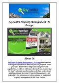 Keyrenter St. George Property Management (435-414-6600)