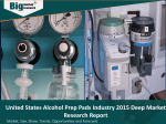 United States Alcohol Prep Pads Industry 2015 Deep Market Research Report