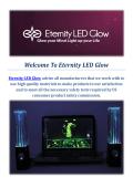 Water Dancing Speakers by Eternity LED Glow
