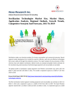 Sterilization Technologies Market Size, Market Share, Application Analysis, Regional Outlook, Growth Trends, Competitive Scenario And Forecasts, 2012 To 2020