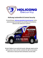 Holicong Locksmiths & Central Security In Hunterdon NJ