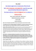 MB0046-Marketing Management