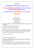 QM0021-Statistical Process Control