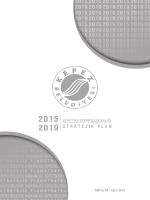 2015-2019 Yılı Stratejik Planı