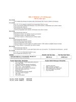 BIG 5 DUBAI (17-20 Kasım)